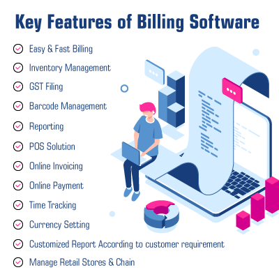 Key Features of Billing Software