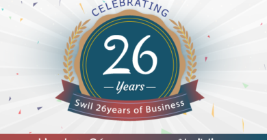 SWIL 26 years anniversary.