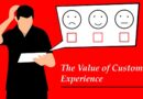 Customer experience important in business.