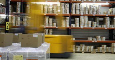 Inventory management software.